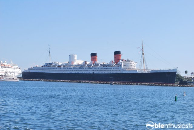 Queen Mary at Long Beach