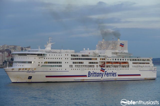 Brittany Ferries Fleet