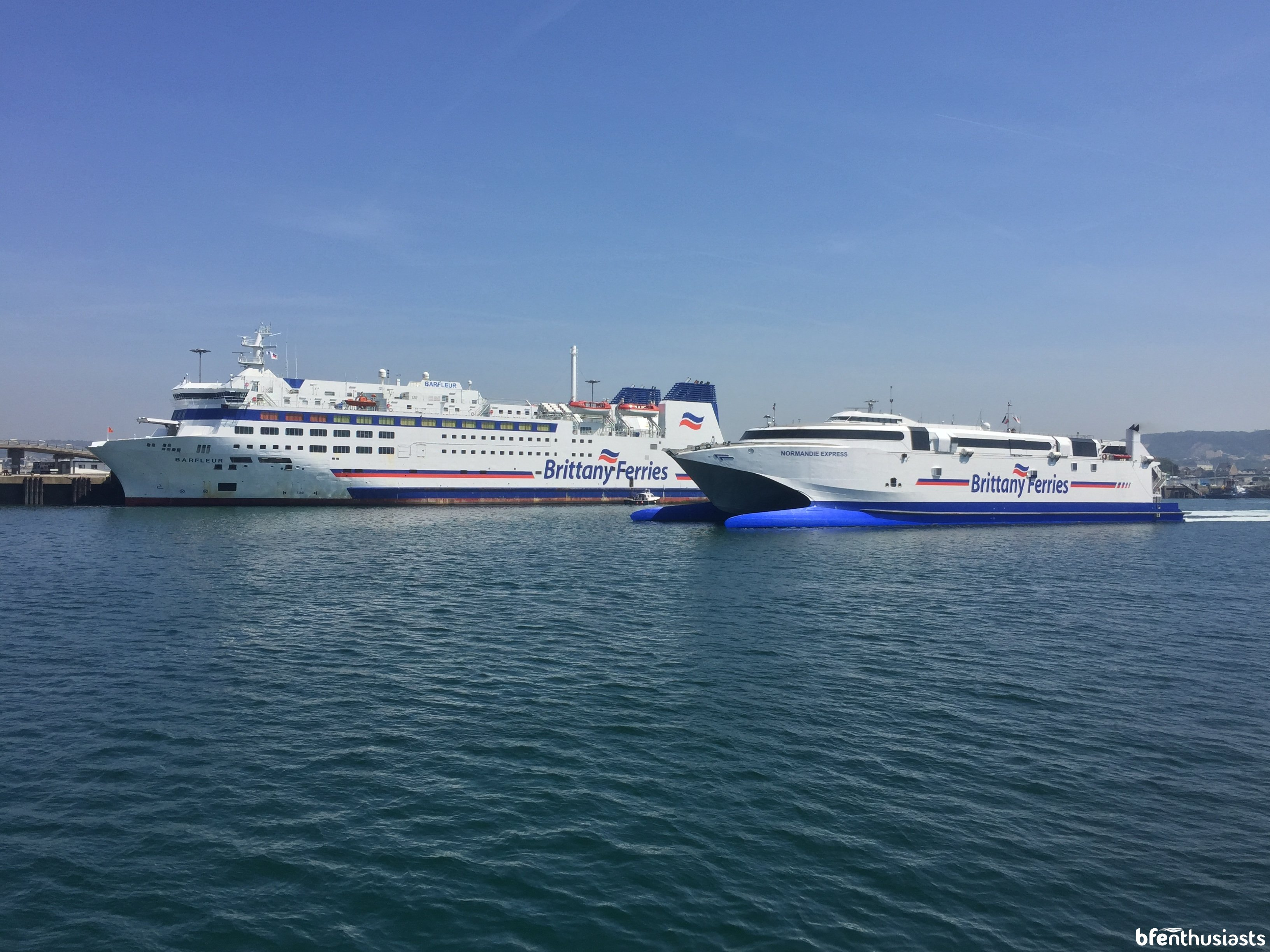 Barfleur and Normandie Express