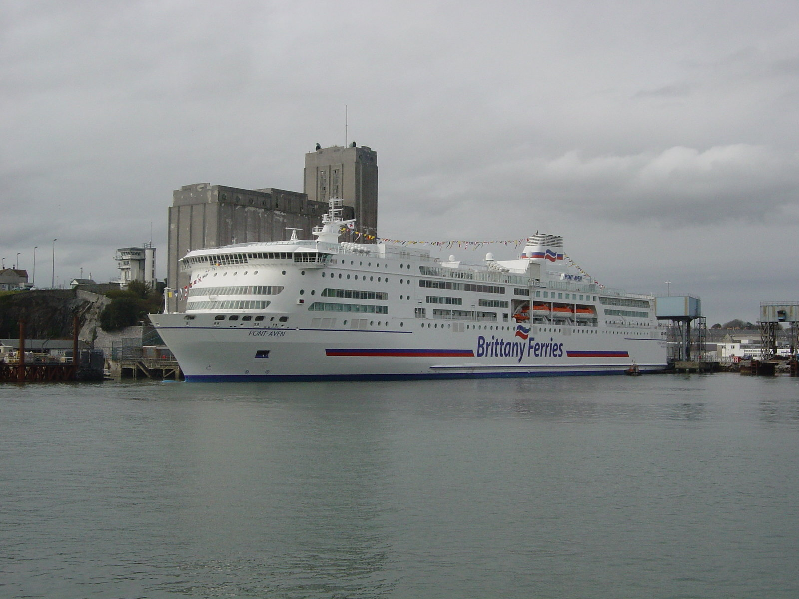 Pont-Aven - The Maiden Voyage